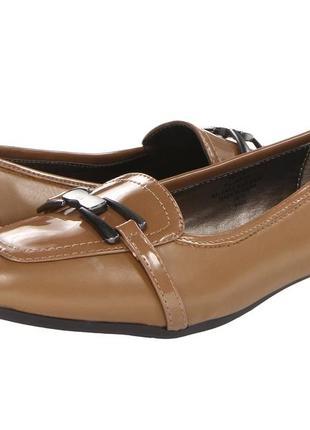 Туфли 42-43 р на маленьком каблучке