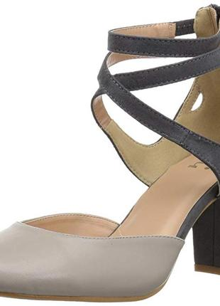 Туфли - босоножки 41-42 р с закрытым носком