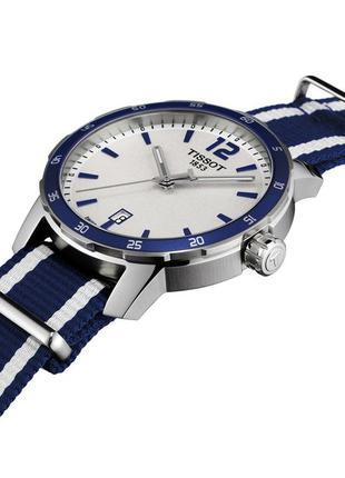 Часы Tissot Quickster оригинал.