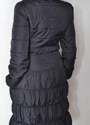 Модная стильная длинная куртка популярнейшего шведского бренда h&