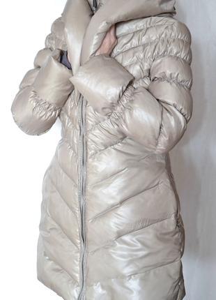 Стильная модная куртка известнейшего итальянского бренда leonardo