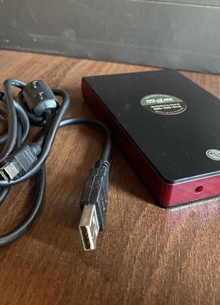 Внешний жесткий диск LG XD1 500Gb Оригинал
