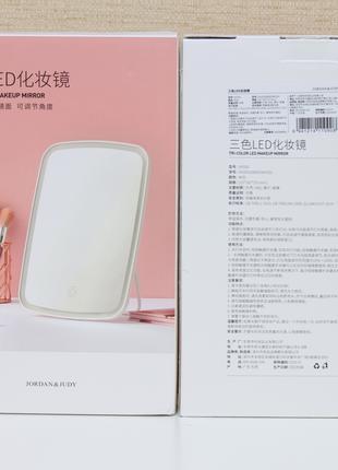 Зеркало Xiaomi Jordan&Judy LED подсветка Tri-color NV505