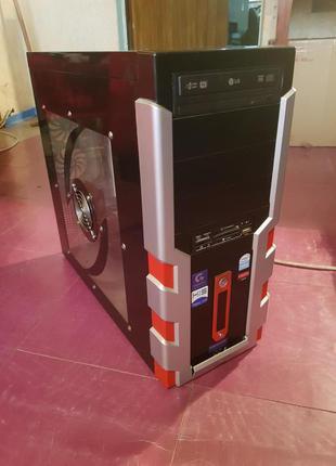 Системный блок AMD 5200 + 3Gb + GT9800 1Gb + HDD 250Gb