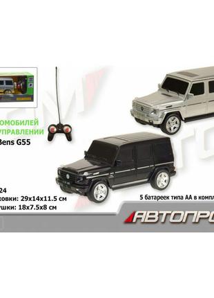 Машина на радиоуправлении Mercedes Bens G55, Автопром 8807