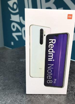 Xiaomi Redmi Note 8 Pro 6/64GB (White) Новый