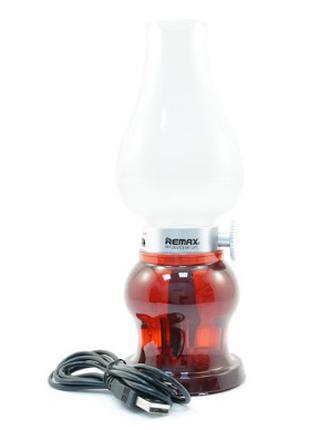 Настільна світлодіодна, бездротова LED лампа Remax LED Aladdin Ey