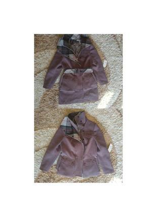 Пальто - трансформер 50-52 р осень-зима