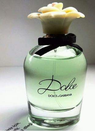 Парфюмированная вода женская Dolce & Gabbana Dolce, 75 мл