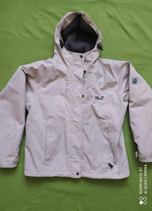 Жіноча куртка jack wolfskin texpore М