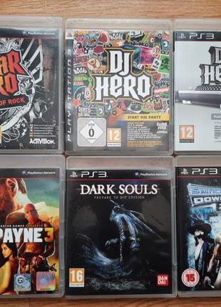 Игры Sony PlayStation 3 PS3 PlayStation 4 PS4