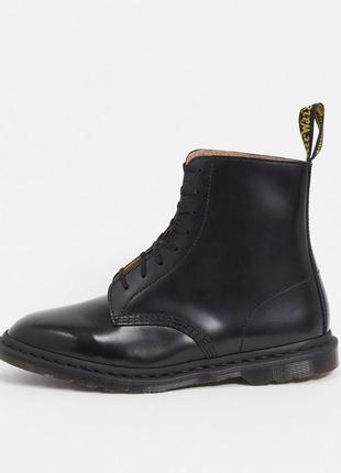 Dr. martens winchester 8 ботинки берцы мужские кожаные 44