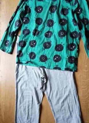 Пижама 110-116