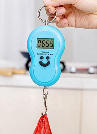Кантерные электронные весы безмен Витек до 50 кг