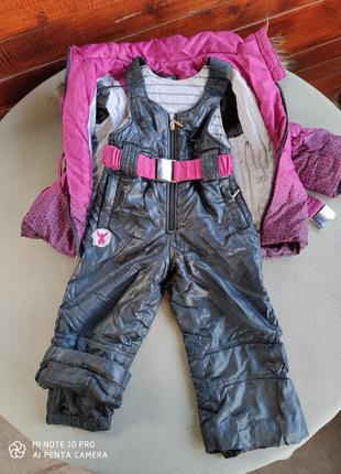 Детский зимний костюм vojcik +
