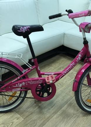 """Дитячий велосипед Pride Sandy 20"""""""