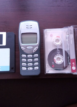 """Nokia 3210 Композиция """"Ностальгия"""""""