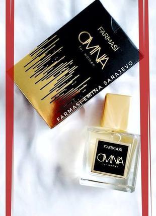 Женская парфюмированная вода omnia farmasi фармаси турция омния