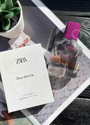 Zara gardenia духи парфюмерия туалетная вода оригинал испания...