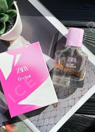 Zara orchid духи парфюмерия туалетная вода оригинал испания ку...