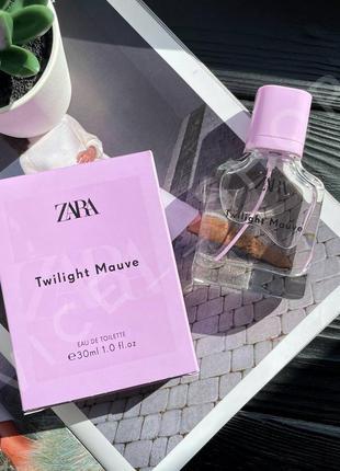 Zara  twilight mauve духи парфюмерия туалетная вода оригина...