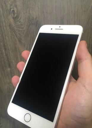 Apple iPhone 7 Plus 128GB Silver оригинал Белый смартфон 5S/6/...