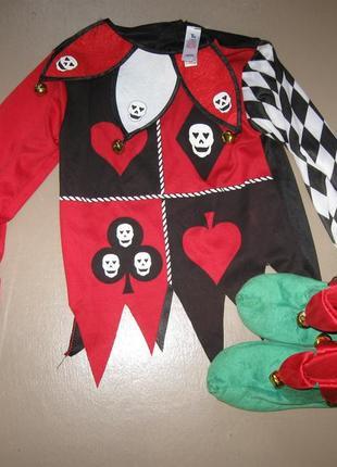 Карнавальный костюм на хэллоуин на 3-4 года tu