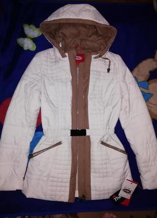 Курточка демисезонняя