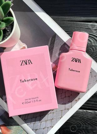 Zara tuberose духи парфюмерия туалетная вода оригинал испания...