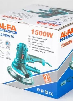 Шлифовальная машина Al-Fa ALDWS15