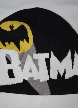 Шапка h&m batman размер 54-56