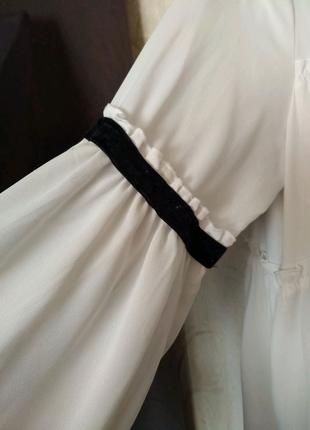 Блуза нарядная р.46