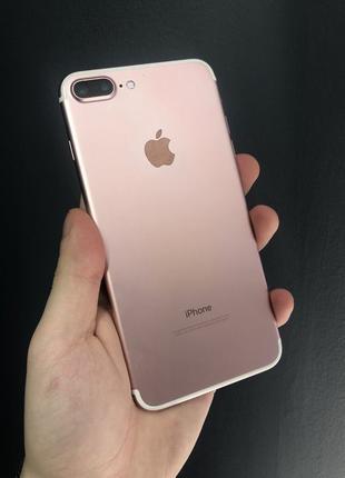 Айфон iPhone 7 Plus 128GB Оригінал Rose Gold также 5S/6/6S/8/X/XR