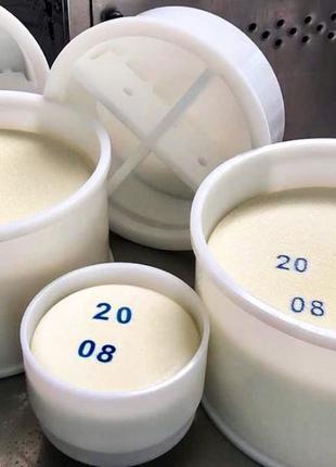 Маркування твердих та сичужних сирів.