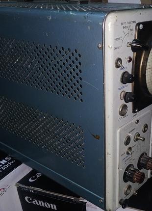 Осциллограф С1 - 19 Б ламповый на запчасти