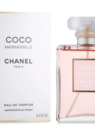 "Духи женские "" Chanel Coco Mademoiselle"" 100мл"