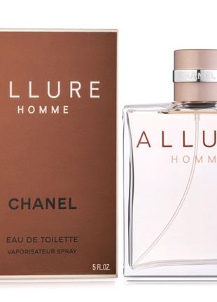 "Духи мужские "" Chanel Allure Homme"" 100мл"