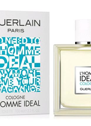 "Духи мужские "" Guerlain L'Homme Ideal Cologne"" 100мл"