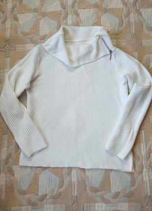Кофта с хомутом/ свитер