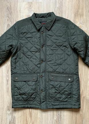 Мужская стеганая куртка pierre cardin s