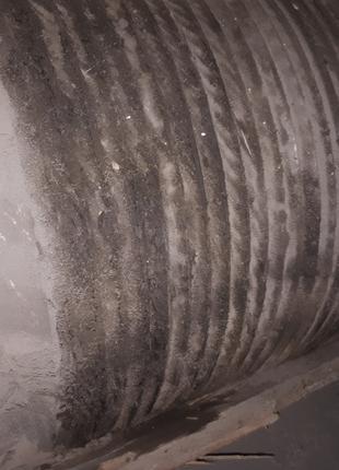 Барабан канатный двух намоточный диам. 310 мм, длина 1050 мм