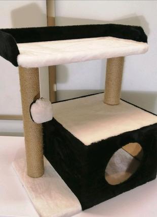 Когтеточка,домик для котов