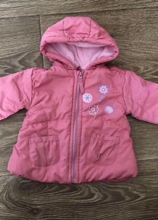 Куртка для новорождённых