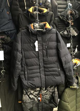 Мужская куртка зима большие размеры