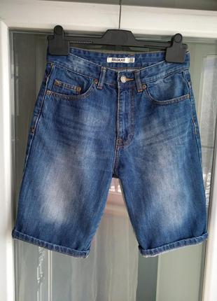 Шорты джинсовые «soulcal&co» р.152 мальчику 11-12л