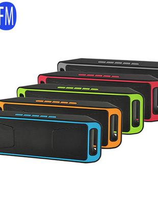 Bluetooth-колонка SC-208 c функцией speakerphone, радио