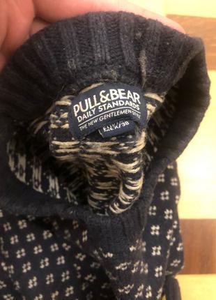 Кофта pull&bear