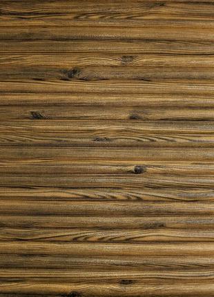Самоклеющаяся декоративная 3D панель бамбук дерево,  700x770