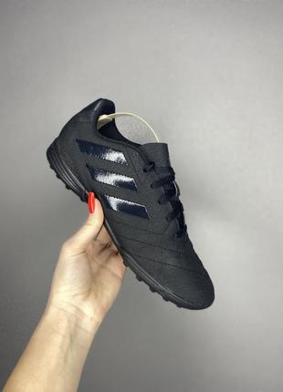 Adidas сороконожки оригинал 38 размер адидас черные копы