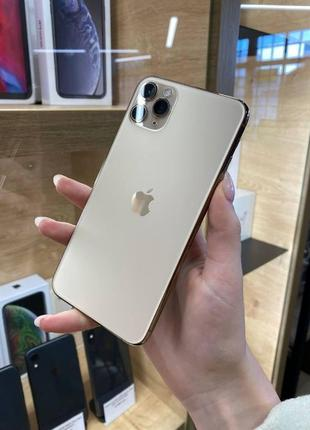 IPhone 11 Pro Max 512GB Gold/ Как новый/ Даем гарантию! Neverl...